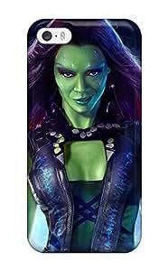 Cute Tpu Zoe Saldana As Gamora Case Cover For Iphone 5/5s 6612494K67190134