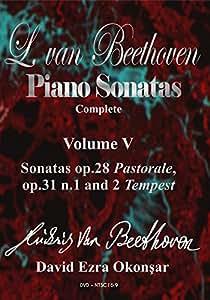 Beethoven Sonatas Vol.5 DVD-NTSC