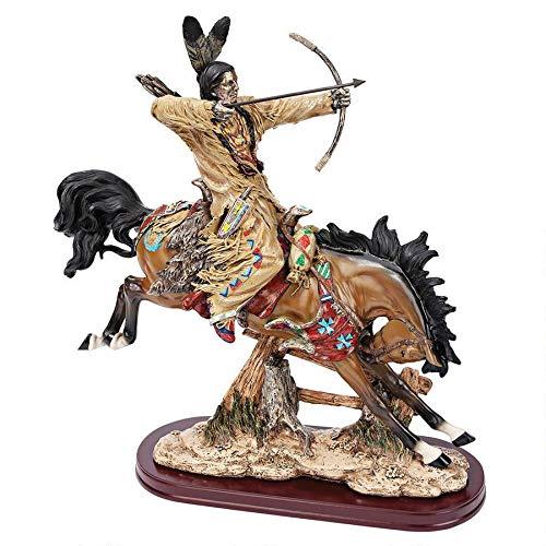 CDM product Design Toscano On The Hunt Native American Statue big image