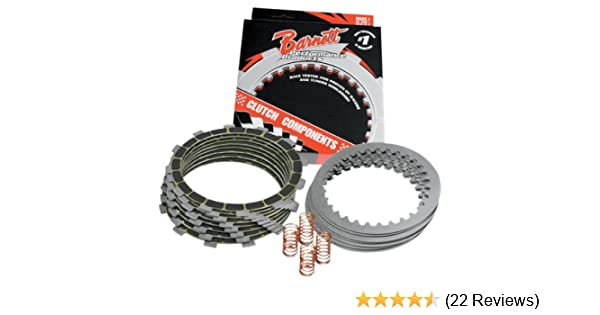 Amazon.com: Barnett Performance Products Clutch Plate Kit 303-90-10063: Automotive