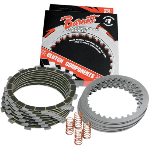 Barnett - 303-35-10025 - Complete Clutch Kit, Kevlar (Set Clutch Kevlar)