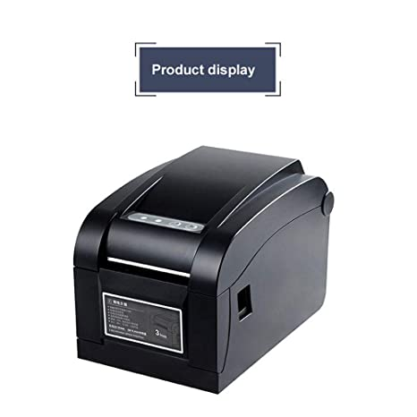 QWERTOUY Etiqueta Impresora térmica Impresora de Etiquetas ...