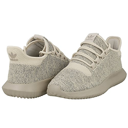 6115f9aa4ff07 adidas Originals Kids' Tubular Shadow J Sneaker, Clear/Brown/Collegiate  Silver/
