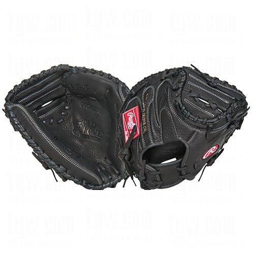 Rawlings Gold Glove Gamer 32.5 Inch Catchers Left Handed Baseball Glove GGCM325G-RH