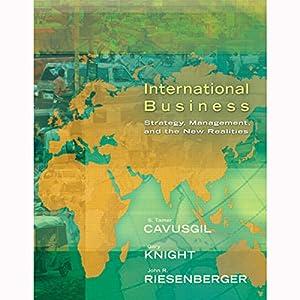 VangoNotes for International Business, 1/e Audiobook