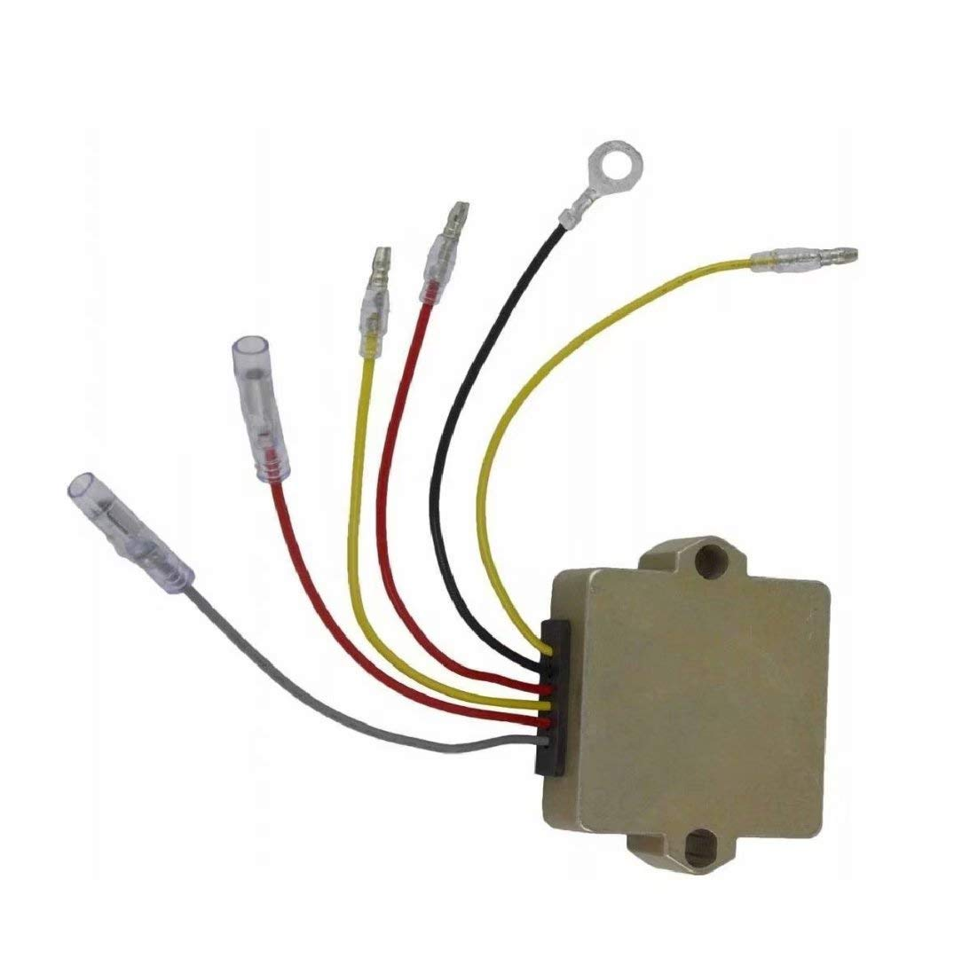 Brand New Voltage Regulator Rectifier For Mercury Mariner Outboard 12 Volt 6 Wire 883072T 815279-3 815279-5 815279T 830179-2 830179T 854515 856748 883072