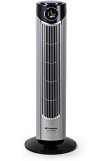 Taurus Babel RCH - Ventilador de torre digital extra alto, 84cm de ...