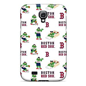 Back Cases Covers For Galaxy S4 - Boston Red Sox