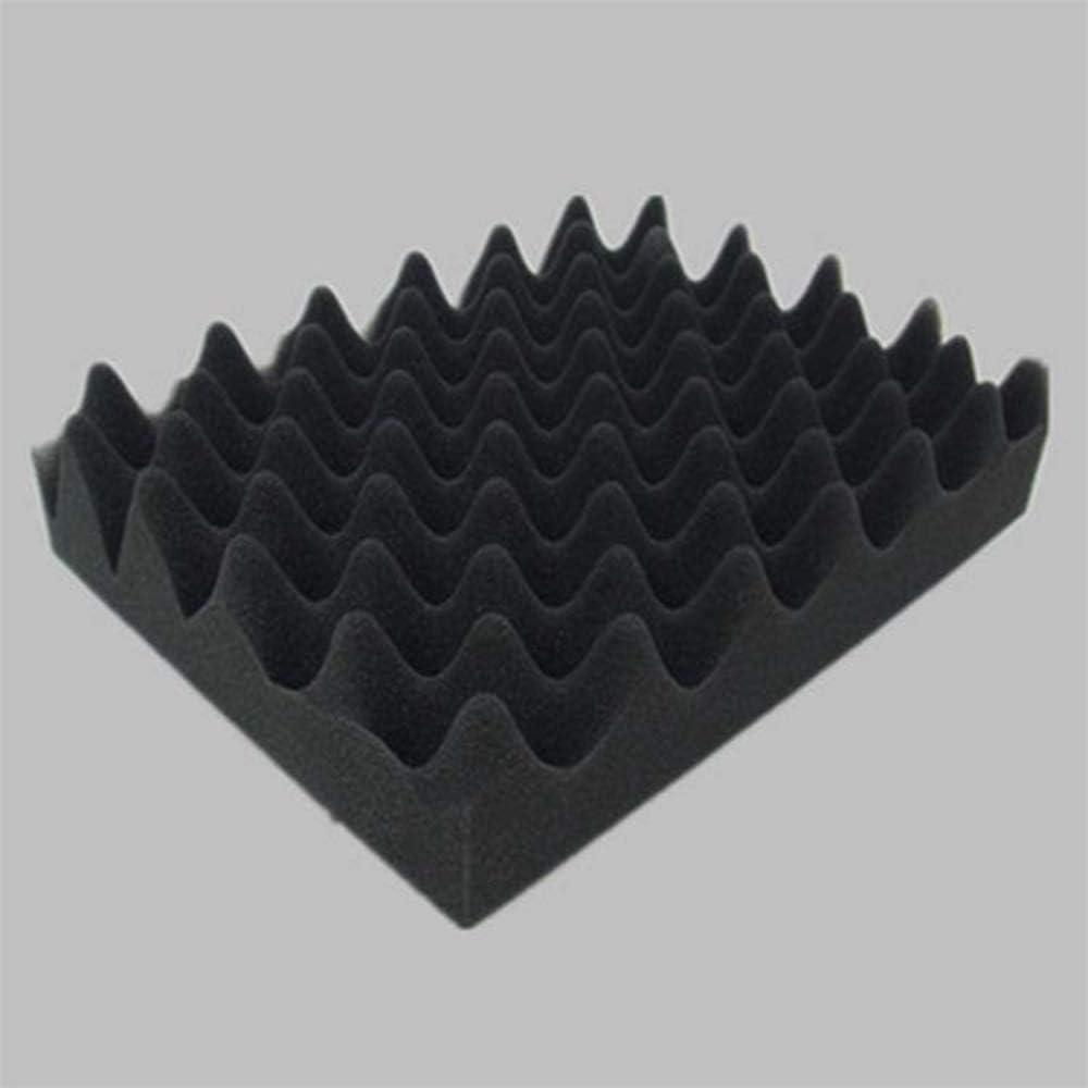 Panel de espuma acústica JHTC con forma de onda para eliminar el ...