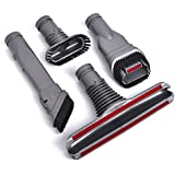 4PCS For Dyson Tool Kit Set Stair Brush Crevice DC16 DC24 DC34 DC44 DC59 DC56