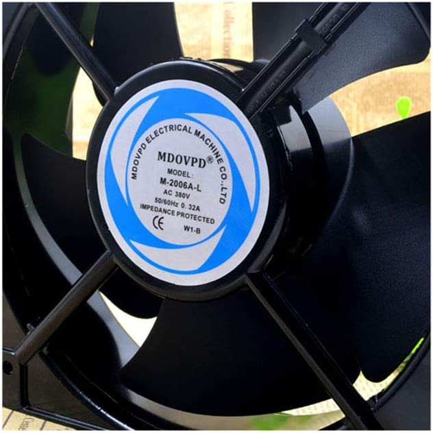 Cytom for MDOVPD Large air Volume M-2006A-L Cooling Fan Fan MD20060A3HBL Ball 380V 220V