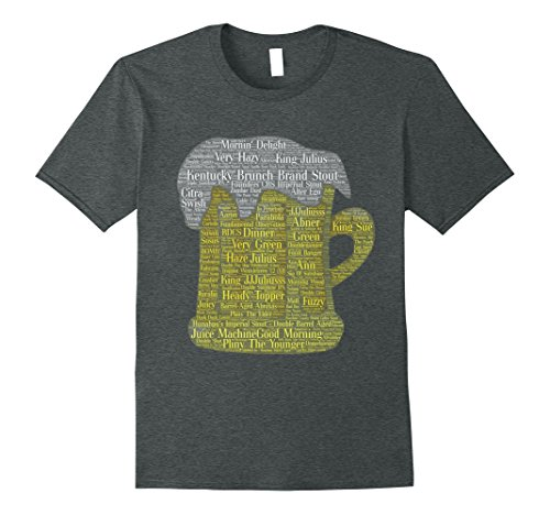 Beers of the World T Shirt
