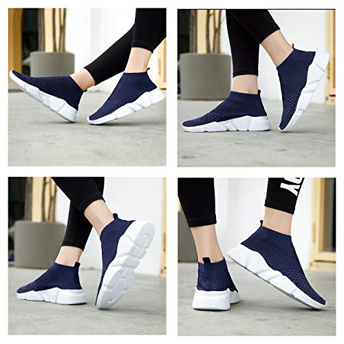 WXQ Women's Running Lightweight Breathable Casual Sports Shoes Fashion Sneakers Walking Shoes 7