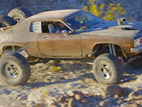 Mad Maxxis Off-Road Runner: 4x4 Muscle Car Desert Chase
