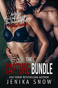 The Capture Series by Jenika Snow
