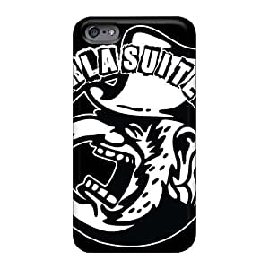 Shockproof Hard Cell-phone Case For Iphone 6 (Tsn15789iegO) Support Personal Customs High-definition Foo Fighters Series