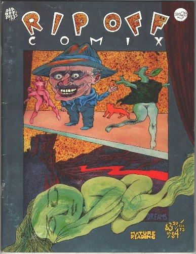Rip Off Comix 28
