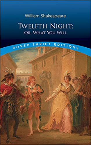 Amazon Twelfth Night Or What You Will Dover Thrift Editions