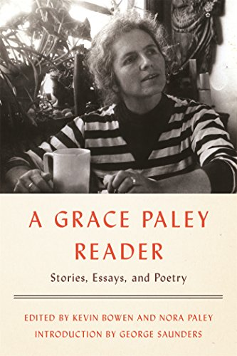 A Grace Paley Reader: Stories, Essays, and Poetry