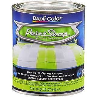 Dupli Color Bsp208 Sublime Green Single Pearl Paint Shop