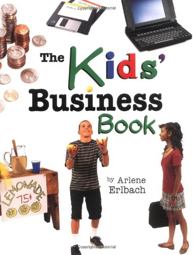 The Kids' Business Book (Kids' Ventures)