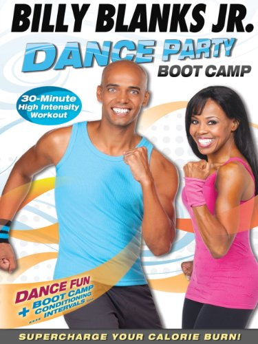 Billy Blanks Jr. Dance Party Boot Camp - Cal Blanks