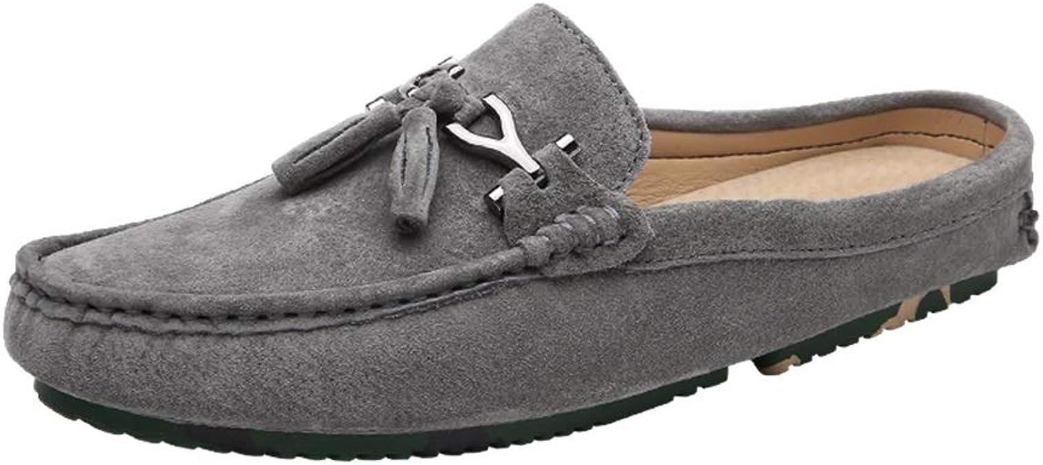 Xinke Mocasines de marca Zapatos de hombre Guisantes de moda de verano Zapatos casuales Hombres Lona en colores pastel Suave Cómodo Mans Calzado Planos Zapatos masculinos Ligero sin cordones Respirabl: Amazon.es: Zapatos