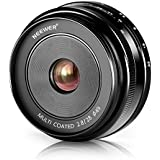 Neewer Manual Focus Prime Fixed Lens (28mm f/2.8)