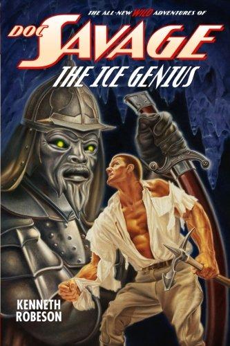 Image of Doc Savage: The Ice Genius