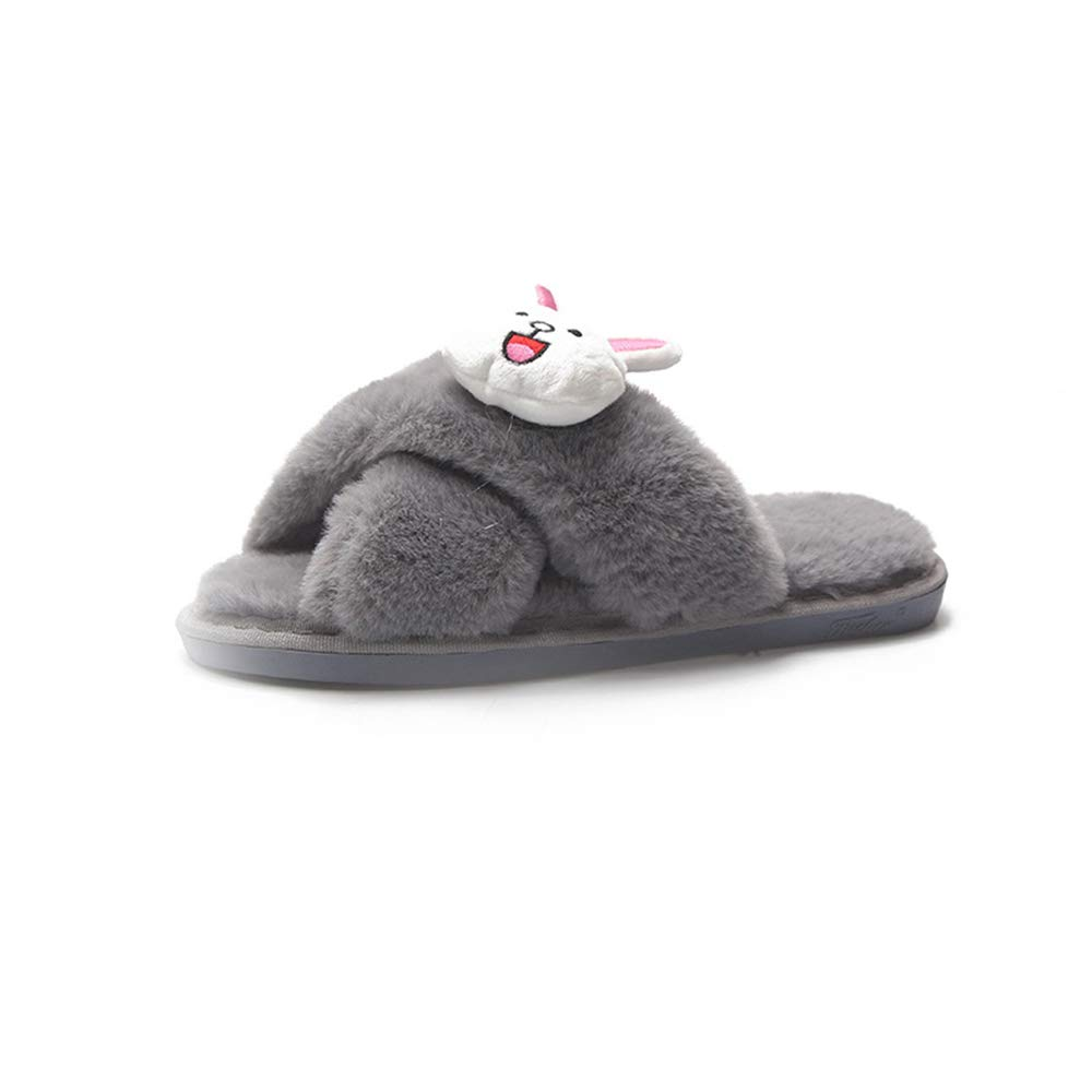 Bon Soir Womens Indoor Outdoor Soft Velour Quilted Fur Lined Clog Slipper W//Memory Foam