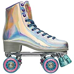 Everyone skates nowadays. If it's not on a board, it's on these. The Impala Sidewalk Womens Roller Skates are stylish, durable skates for cruising through your neighborhood or at your local park. An aluminum alloy truck and baseplate provide ...