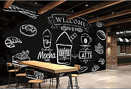 Sproud Custom Food Shop Wallpapercoffee Breadd Modern Murals For The Cafe Restaurant