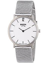 3231-02 Midsize Boccia Titanium Watch
