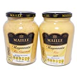 Mayonnaise Maille Fins y Gourmet 2Pack de 320g cada una
