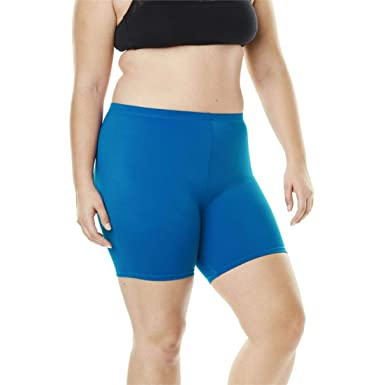 1c90f89892 Woman Within Plus Size Swim Boy Short at Amazon Women's Clothing store: