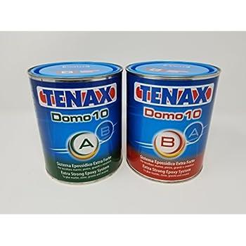 Amazon.com: Tenax epoxi Domo 10 4 + 4 fertilizante cuchillo ...