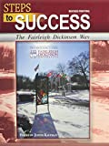 Steps to Success : The Fairleigh Dicksinson Way, Kaufman, Judith, 0757591655