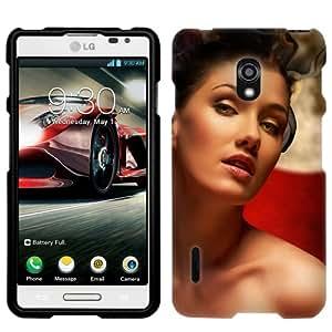 LG Optimus F7 Vampire in Moonlight Phone Case Cover