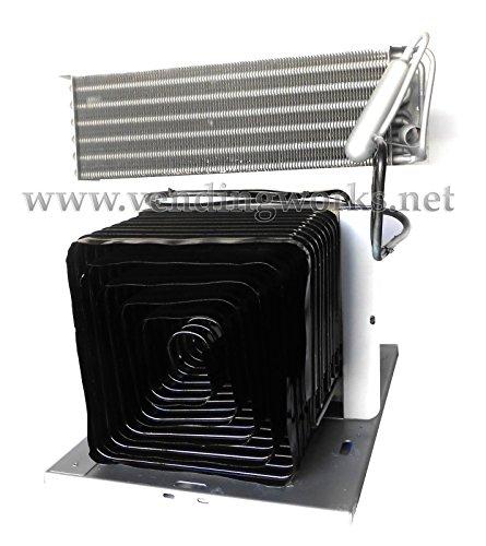 Compressor Cooling (Dixie Narco DNC400 Refrigeration Compressor Cooling Deck)