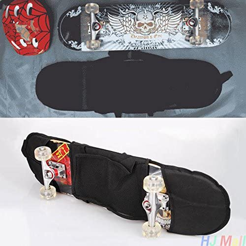 Longboard Skateboard Carry Protect Bag Pack Thickened Backpack