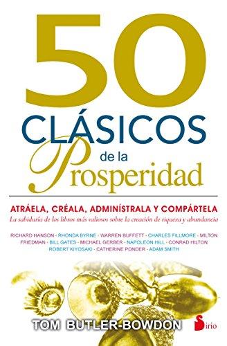 50 clasicos de la prosperidad  [Tom Butler-Bowdon] (Tapa Blanda)