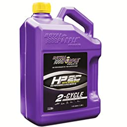 Royal Purple 04311 HP 2-C High Performance Synthetic 2-Cycle Oil - 1 gal.