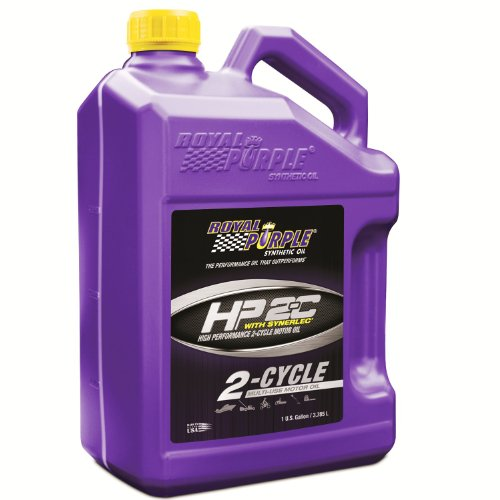 (Royal Purple 04311 HP 2-C High Performance Synthetic 2-Cycle Oil - 1 gal.)