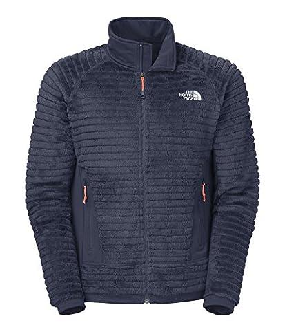 The North Face Men's Radium Hi-Loft Jacket XXLarge Cosmic Blue - Hi Loft Fleece Jacket