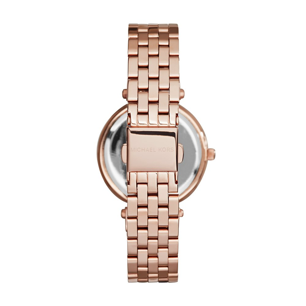 85adc504c1c0 Amazon.com: Michael Kors Women's Darci Rose Gold-Tone Watch MK3366: Michael  Kors: Watches