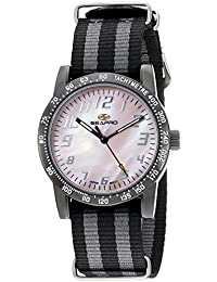 Womens SP5211NBK Analog Display Quartz Two-Tone Watch