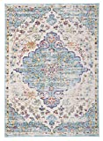 Rugshop Vintage Traditional Bohemian Area Rug 5' x