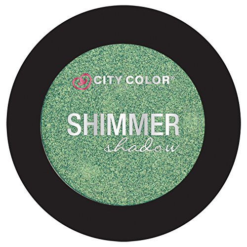 City Color Cosmetics Metallic Shimmer Eyeshadow | Vibrant, B