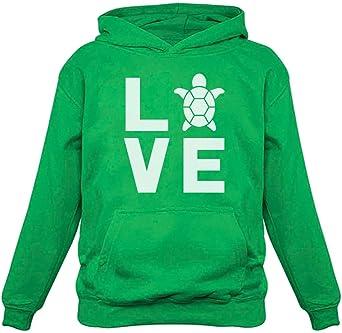 I Love Turtles Sweater