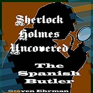 The Spanish Butler Audiobook